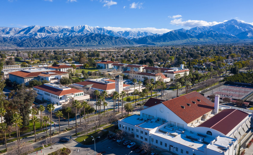 University of Redlands main campus
