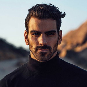Deaf community advocate Nyle DiMarco